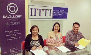 Partnership with SALT & LIGHT VENTURES