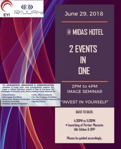 RIWAY 2-IN-1 Event @ Midas