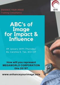ABC's of Image For Impact & Influence