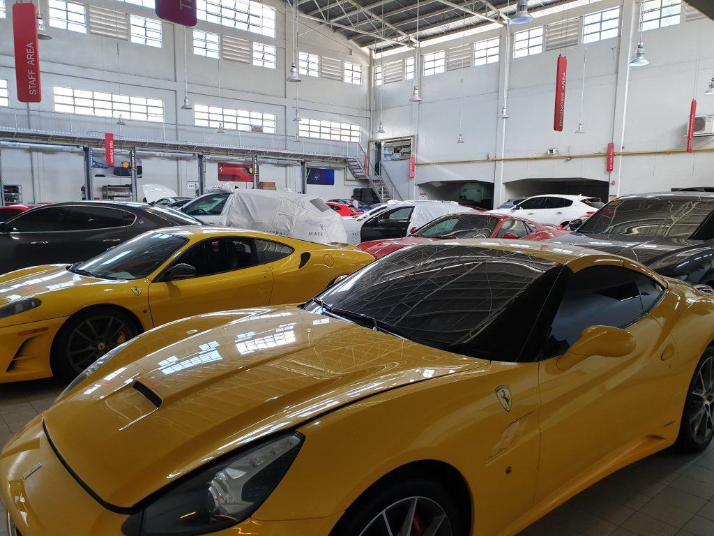 Ferrari & Maserati at IITTI Lunch & Learn