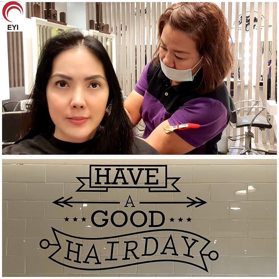 Maintaining Color-Treated Hair