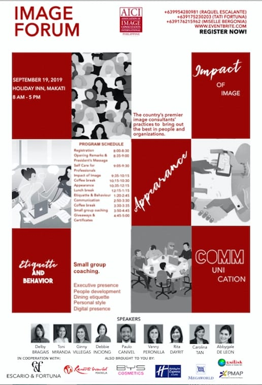 Impact of Image: Best Practices for HR and L&D Practitioners